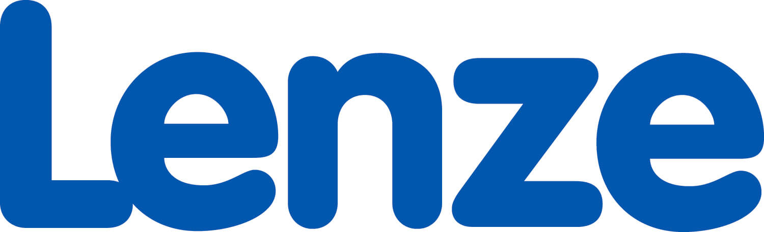 Lenze logo 1500 pixels wide