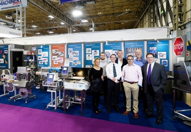Jenton International: Three decades of exhibiting at the PPMA Show